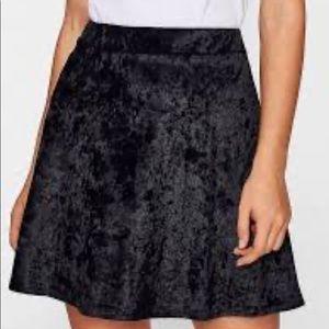 🔥Velvet Skirt